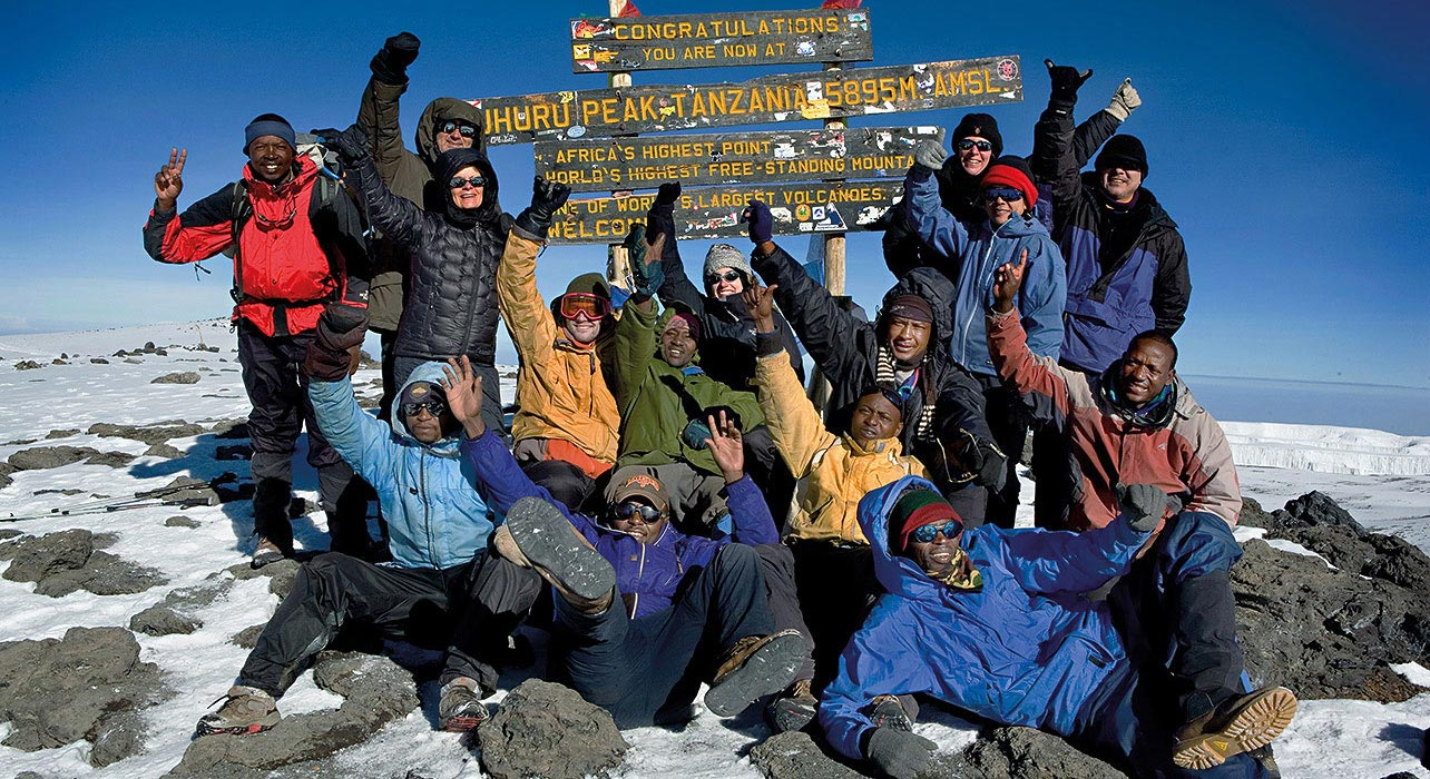 Different reasons for you to climb Mount Kilimanjaro