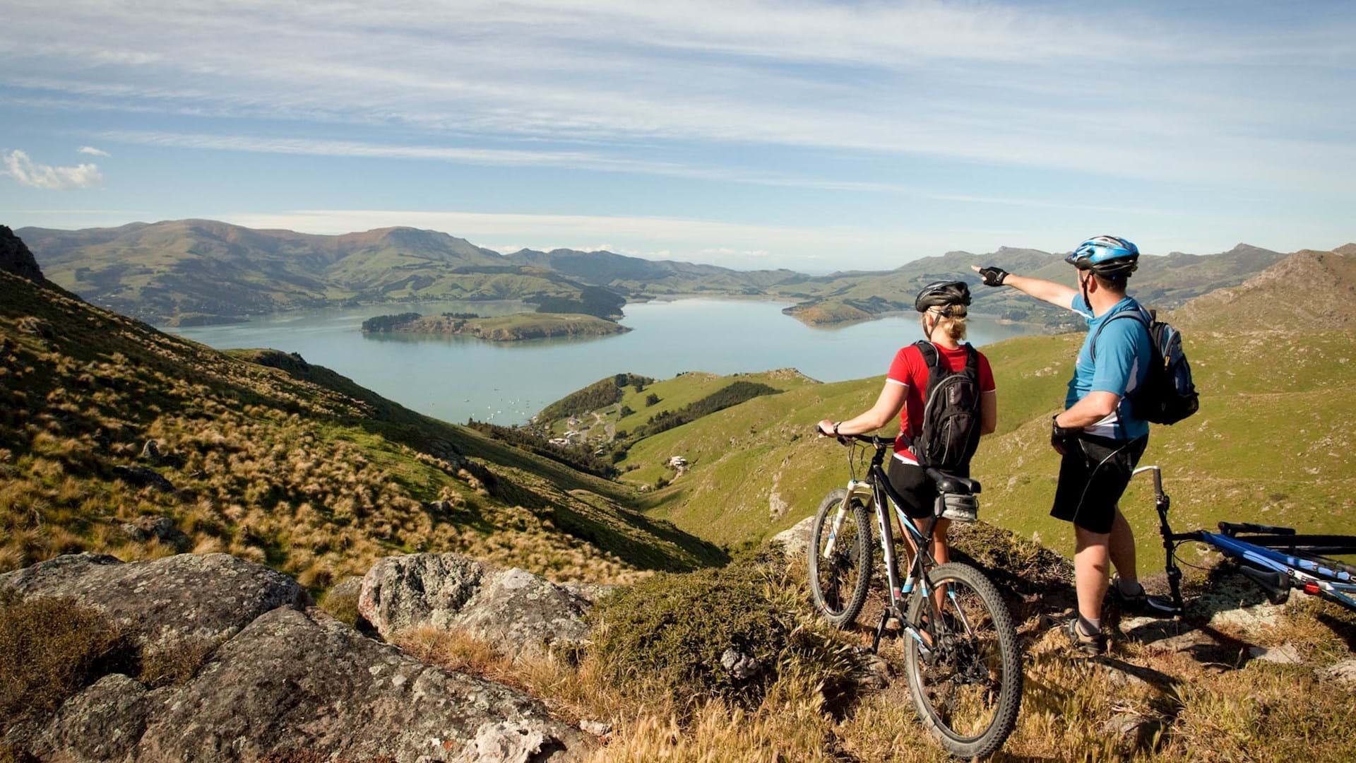 Famous Biking Spots in NZ