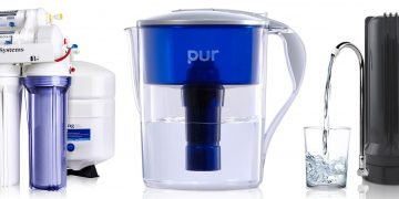 Common types of water purifiers that you can find