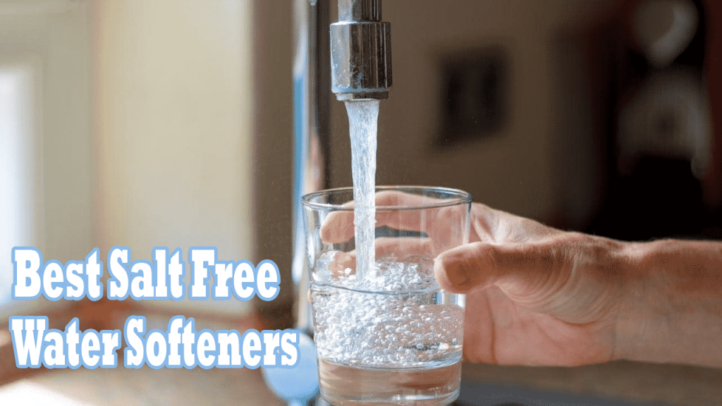 Water softening technique expulses many metal from water