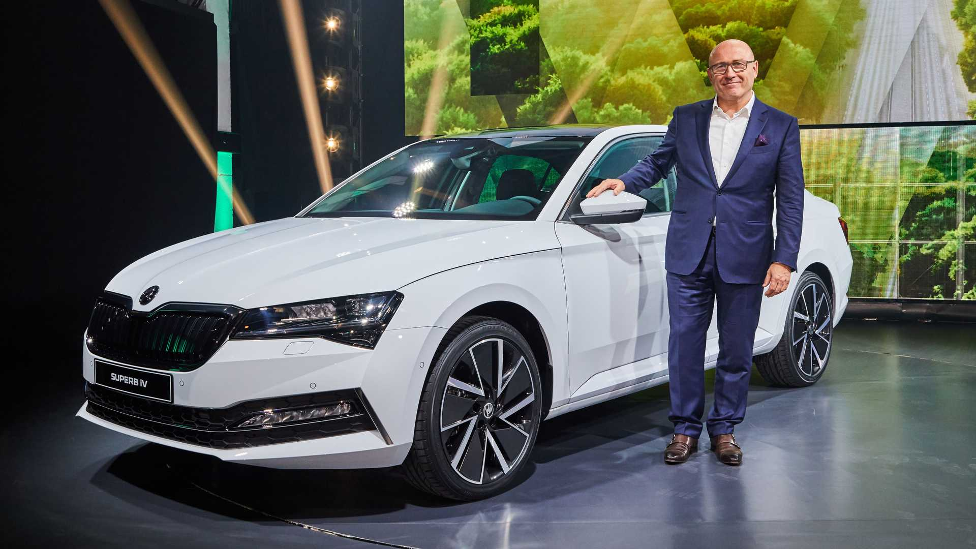 The new Skoda Superb to offer you a comfortable journey