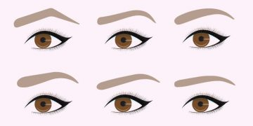 Which Eyebrow Style is the Most Flattering?