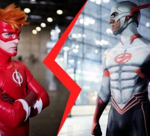 The 4 Best The Flash Cosplay Costumes And Props