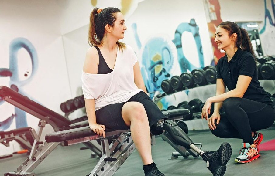 NDIS exercise physiology